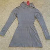 Гарне плаття-туніка дуже приємне до тіла, розмір S-M