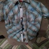 рубашка на мальчика 4,5 лет