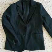 Школьный пиджак на мальчика, рост 140