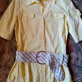 Рубашка туника Beauty Angel в отличном состоянии.Цвет не передался.Замеры внутри.