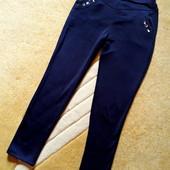 Утепленные на флисе заужиные брюки от Landi р. S,M