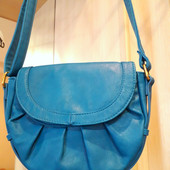 Новая сумка, цвет ярко-синий.