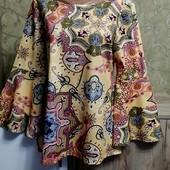 Собираем лоты!!! Блуза - реглан, размер L