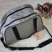 ❤️Kangol Оригинал!Стильная,прочная,вместительная и супер легкая дорожная сумка!!