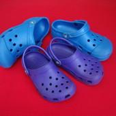 Босоножки Crocs оригинал 33-34 размер