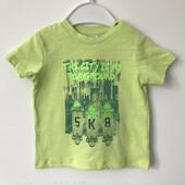 Яркая футболка 3-6 месяцев OVS