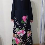 Красивое платье р-р Л