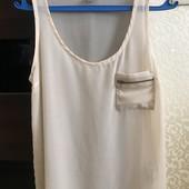 Легкая, элегантная Майка - блузка