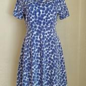 Классное платье р-р 46
