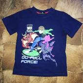 Классная футболка на мальчик!