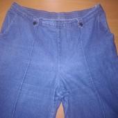 Легенькие летние джинсы для пышных дам.