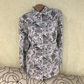 Шикарная брендовая рубашка Walbusch, 100 % хлопок. При блиц-цене Доставка Укрпочта в подарок