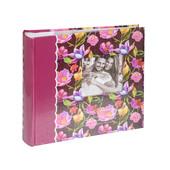 Яскравий фотоальбом на 200 фото 10х15, якісний, прошитий.
