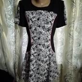Очень красивое женское платье с цветочным принтом miss selfridge