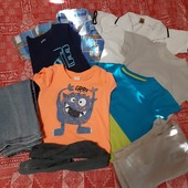 Пакет фирменных вещей мальчику