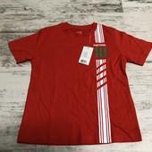 Новая спортивная футболка Lidl р.6-8 лет 122-128 см