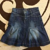 Джинсовая юбка s. Oliver