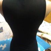 Платье чёрного цвета на худенькую девушку XS