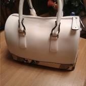 Эксклюзивная каркасная сумка! Состояние новой! Дорогая! Качество! Не пожалеете!