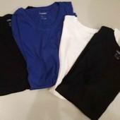 Livergy однотонные футболки 52-54 L одна на выбор