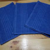 Фирменое miomare Германия махровое 100% котон полотенце р 30см ×40 см