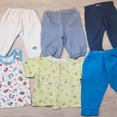 Пакет одежды для дома от 3 до 12 месяцев