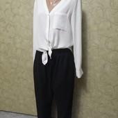Собираем лоты!!! Шикарный комплект блуза +брюки на резинке, размер 14