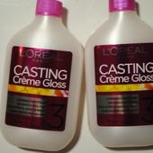 Бальзам Casting Creme Gloss Loreal Paris, 4шт по 60 мл=240 мл