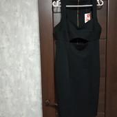 Фирменный новый красивый платье-сарафан р.12-14