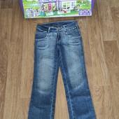 Не пропустите!!!Шикарные фирменные джинсики на девочку 9-12 л. Состояние новых!