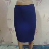 Классная трикотажная юбка, фирма finn karelia