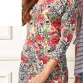 Оригинальное модное платье от Рерсо! Размер евро 34 Замеры!
