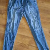 """классные котоновые джинсы""""denim"""""""