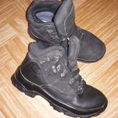 Ботинки тех кожа стелька 21 см