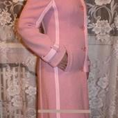 Красивое пальто 44-46р Volsar шерсть плотное качественное