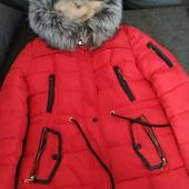 Зимняя куртка,парка