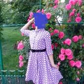 Дизайнерское!!! Платье-солнце-клёш!!!