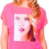 Новая футболка л-хл