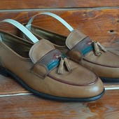 Оригинальные лоферы,туфли,туфлі италия!