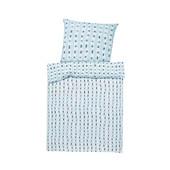 Супер качество 100% хлопок полуторный комплект постельное белье Meradiso Германия