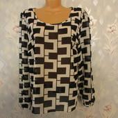 Шикарная женская блуза на пышную красавицу!!!Bon Prix (Бон При) Читаем описание!!