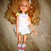 Красивенная шарнирная кукла
