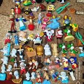 Огромный набор игрушек с Макдональдс