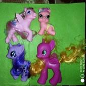 Набор лошадок, пони, поняшек