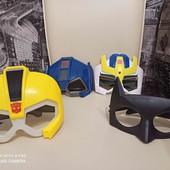 четыре маски лотом для мальчика