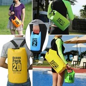 Водонепроницаемый рюкзак Ocean Pack 3 л