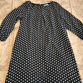 Брендовое платье H&M р.EUR34