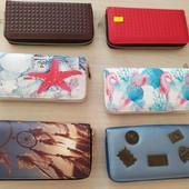 Стильный кошелек 6 моделей