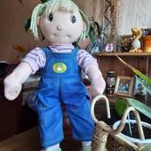 Кукла. Мягкий мальчик, 54 см, от Zaps Creation