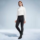 Плотные утепленные брюки-треггинсы от TCM Tchibo размер 44/46 евро (наш 50/52)